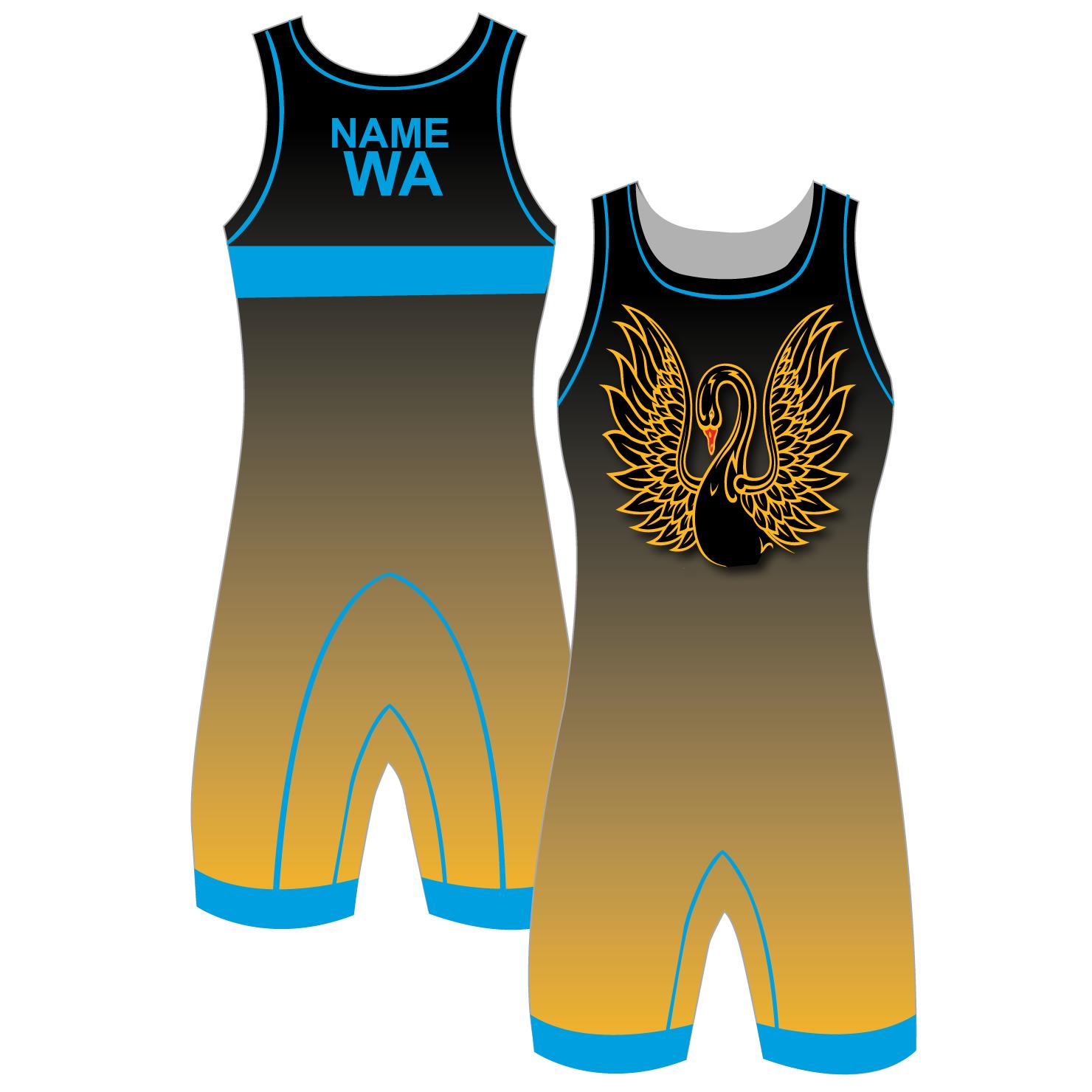 Wrestling Suit