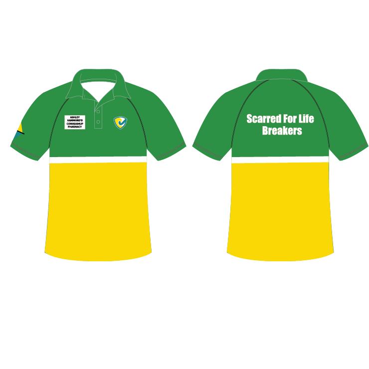 1. Club Polo Shirt