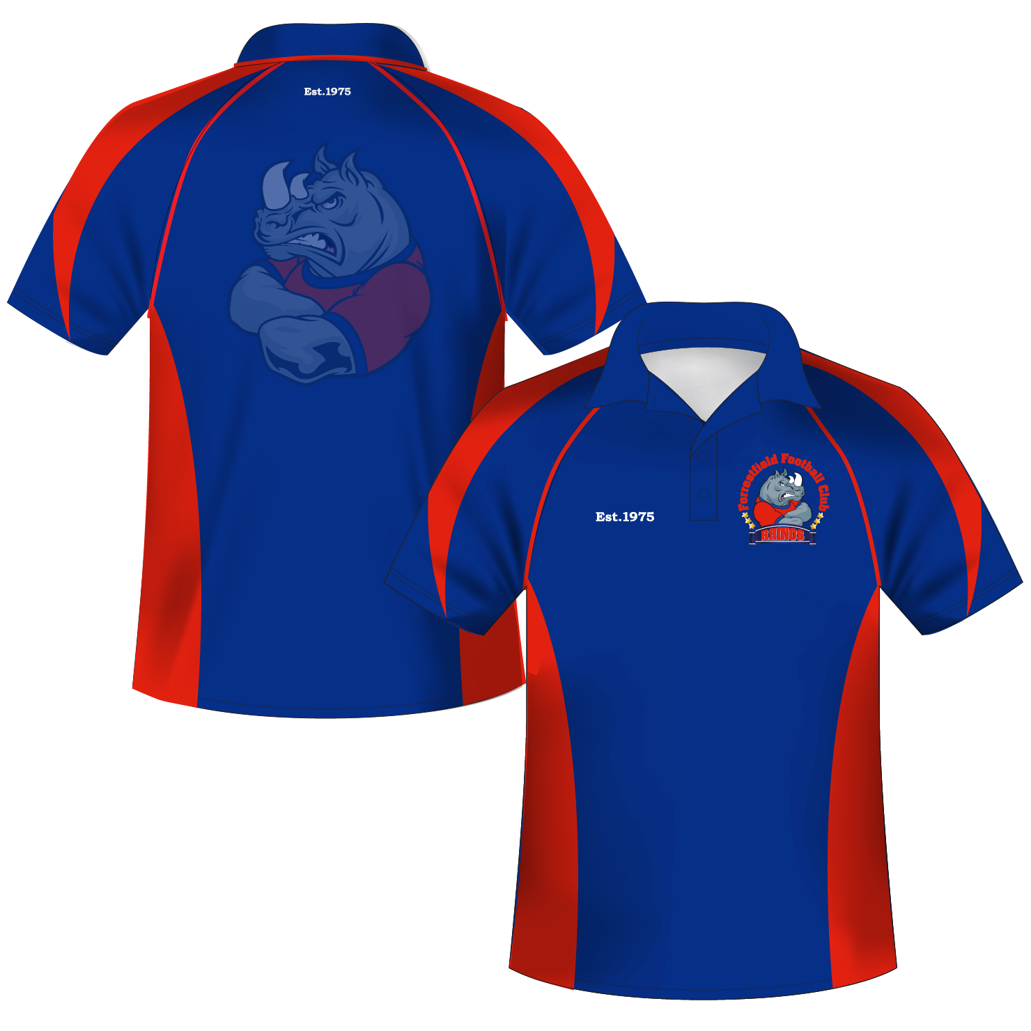 Club Polo Shirt