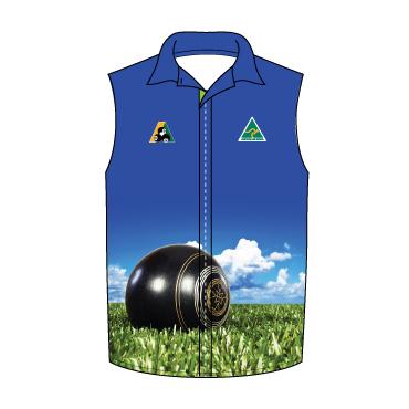 5. Bowls Vest (Click For More)