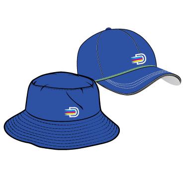 9. Caps & Hats (Click For More)