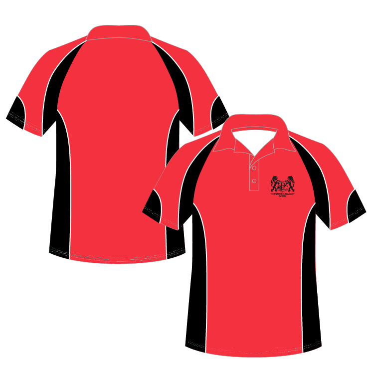 5. Club Polo Shirt