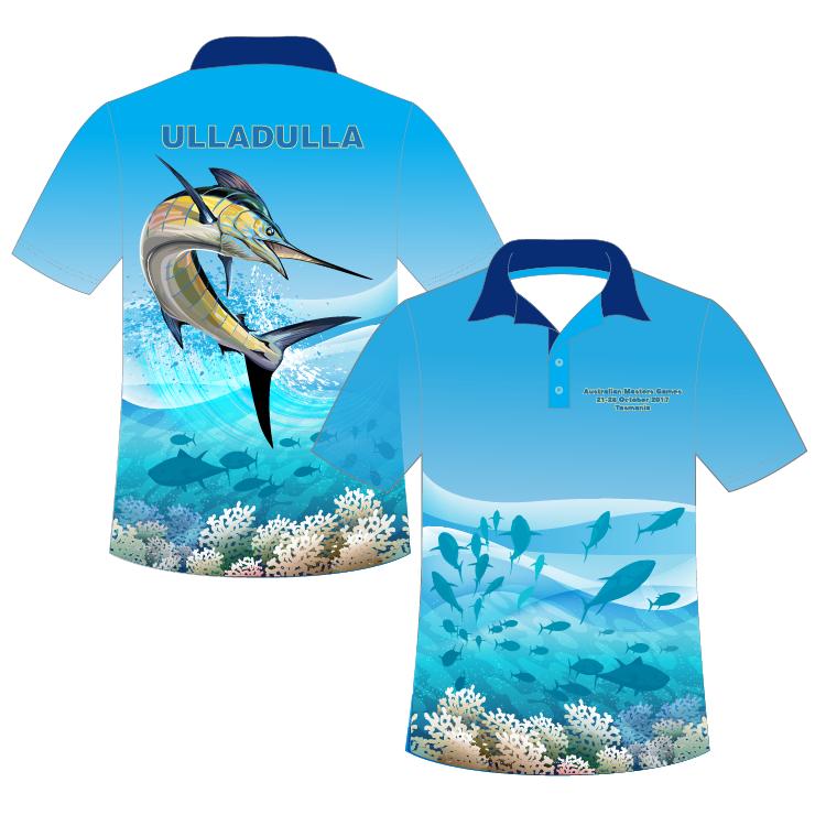 1. S/S Polo Shirt