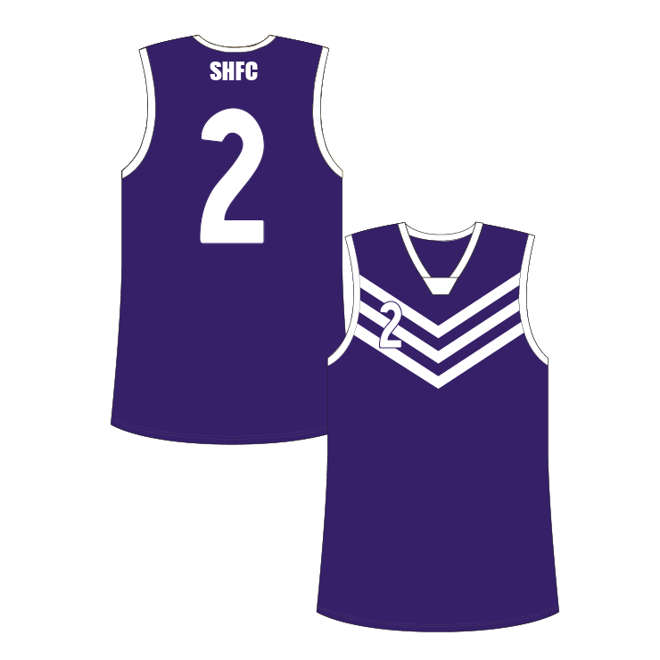 1. AFL Playing Jumper