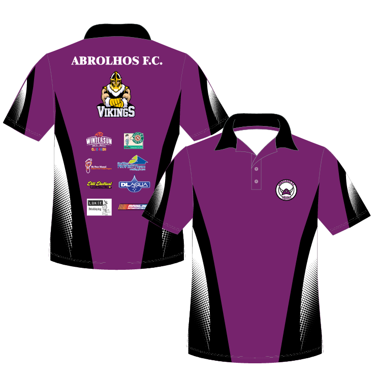 3. Club Polo Shirt